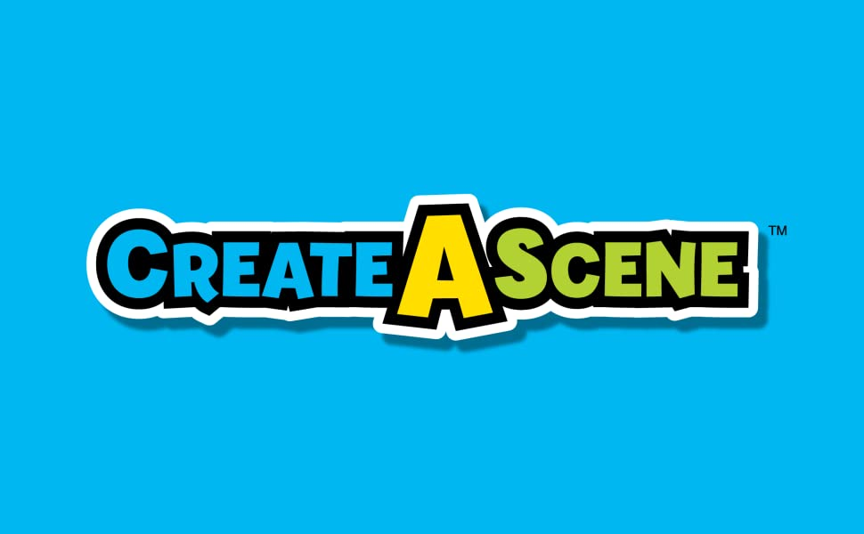 Create-A-Scene, magnet play