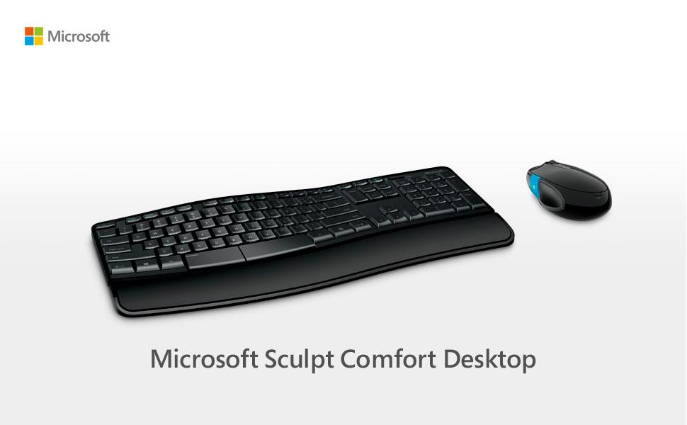 Sculpt Comfort Desktop