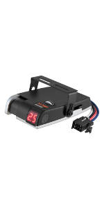 CURT Discovery Electric Trailer Brake Controller