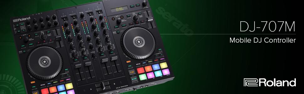 DJ-707M header