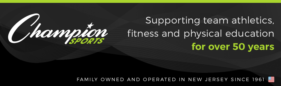 Champion Sports - Supporting team athletics, fitness and physical education for over 50 years.