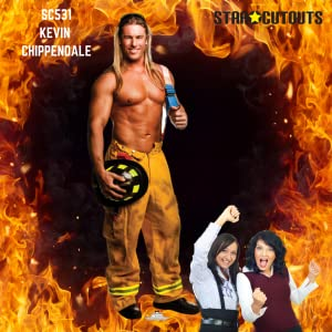 Chippendales Kevin Fireman