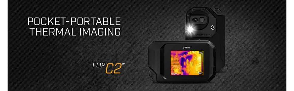 C2 thermal imager, buy C2, c-series imager, c-series building camera, flir C2 price