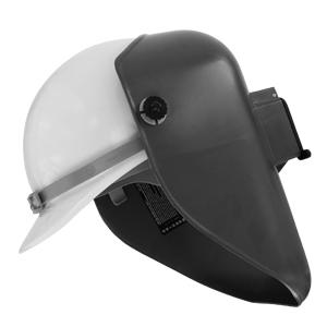 welding helmet, stick welder, arc welder, plastic welding, speedy loop