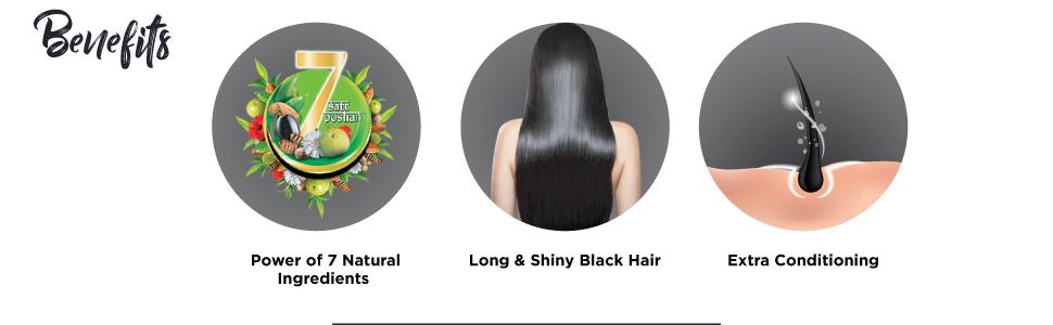 natural shampoo;long and shiny hair; extra conditioning shampoo; herbal shampoo;Ayurvedic shampoo
