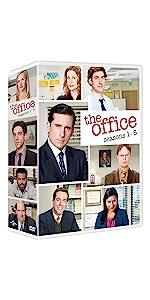 The Office, DVD, Mindy Kaling, Steve Carrell, John Krasinski, office space, collection, box set, TV
