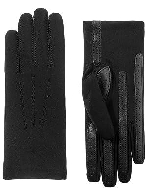 Isotoner, fleece glove, womens glove.