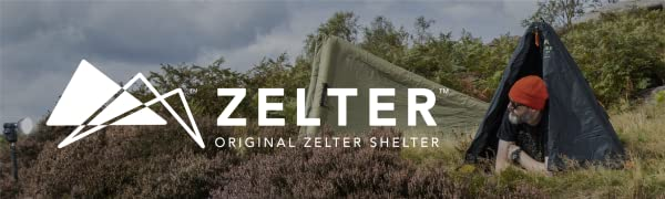 ZELTER Shelter As Featured on Channel 4s Buy it Now