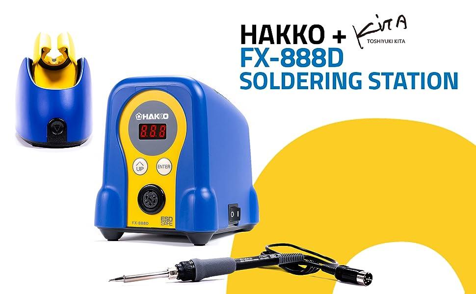 Hakko, Soldering Iron, Soldering Station, Soldering, Best Soldering