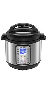 slow cooker, power pressure cooker, instapot, travel appliance