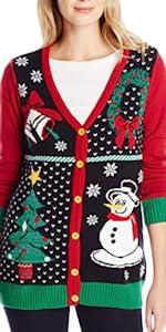 Women Christmas Sweater 3