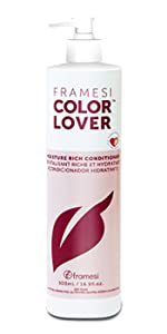 Framesi Color Lover Moisture Rich Conditioner, Replenishing the moisture your hair craves