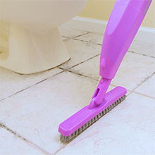 Grout Brush, Long Handle Grout Brush, Click n Clean Attachment, Click n Clean Accessory, Tile Brush