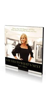 lori allen say yes to what's next audiobook