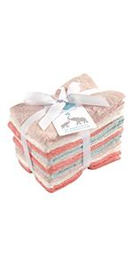 baby washcloths, baby towels