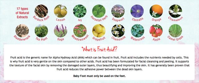Baby Foot Easy Pack Original Deep Skin Exfoliation For