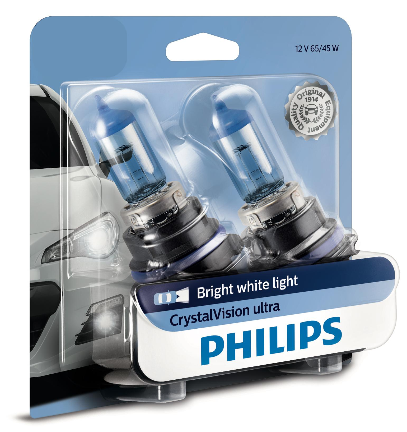Philips H3 Crystalvision Ultra Upgraded Bright White Fuse Xbox 360 Amazon View Larger