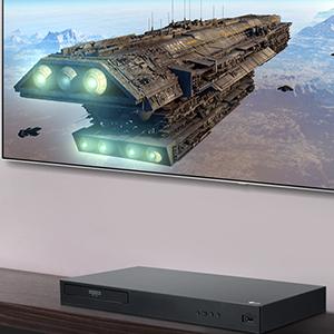 UBk90 4K Streaming