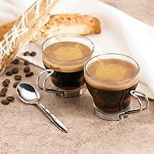 Máquina de cappuccino