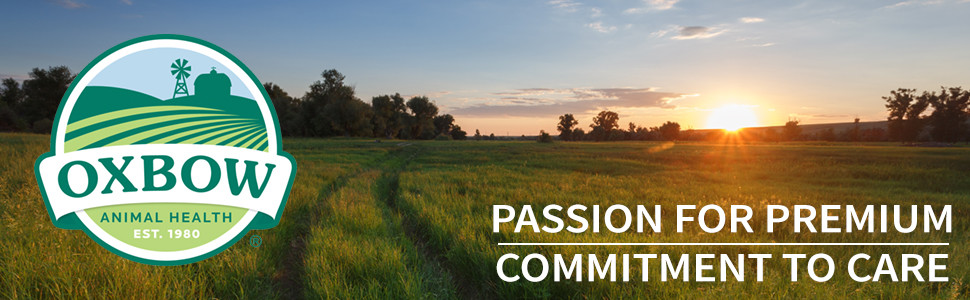 Oxbow Animal Health Established 1980 Passion For Premium Commitment To Care