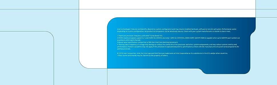 Intel Core i5-9400F Desktop Processor