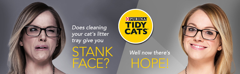 Tidy Cats Clumping Clay Litter
