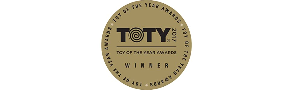 toy of the year 2017 award winner.