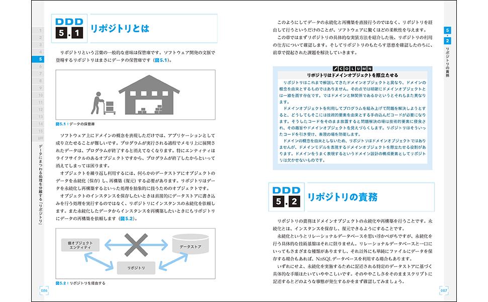 学習しやすいパターンが満載! ドメイン駆動設計をやさしく学べる入門書!