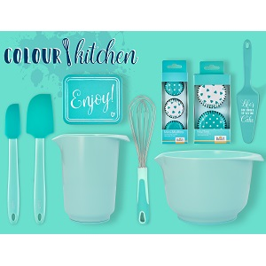 Colour Kitchen.