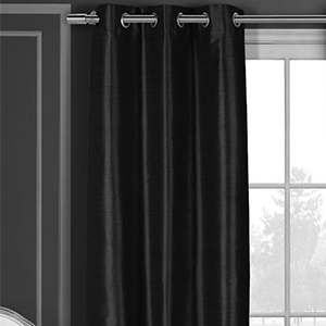 grommet window curtain panel