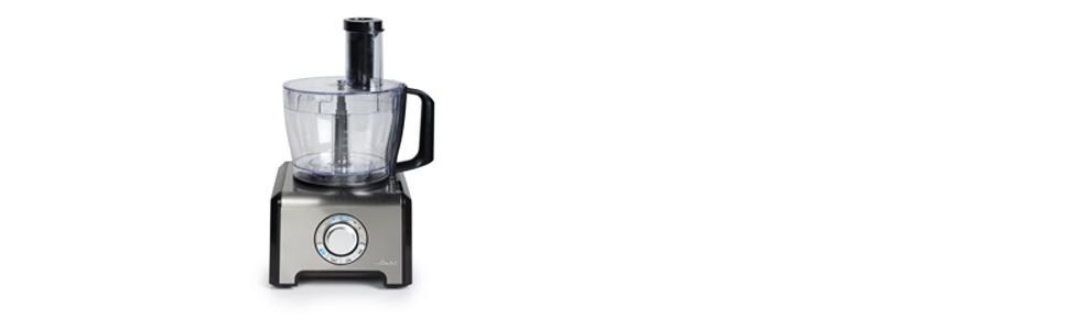 Tristar MX-4163 Robot de cocina multifunción, 12 funciones en 1 ...