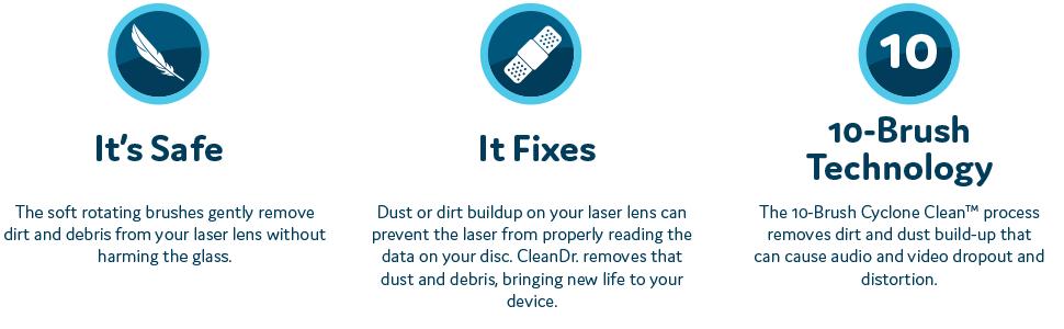 Amazon Com Digital Innovations 60120 00 Cleandr Laser