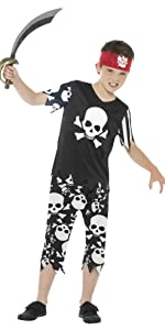 Disfraz de Pirata Terrible