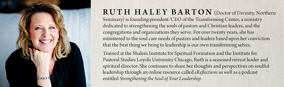 Ruth Haley Barton Transforming Resources