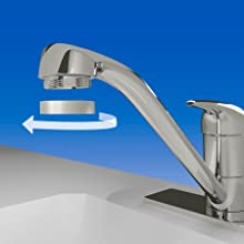 PUR PFM450S Stainless Steel Style Horizontal Water