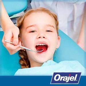 orajel kids toothpaste dentist