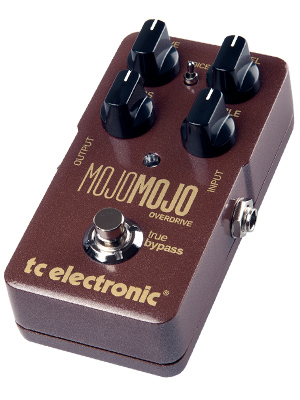 tc electronic mojomojo overdrive pedal musical instruments. Black Bedroom Furniture Sets. Home Design Ideas