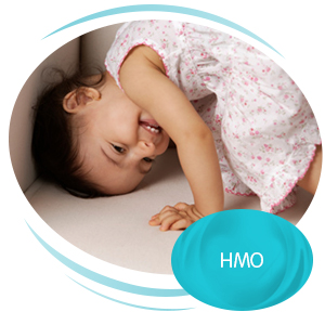 Supports development and immune health with HMO