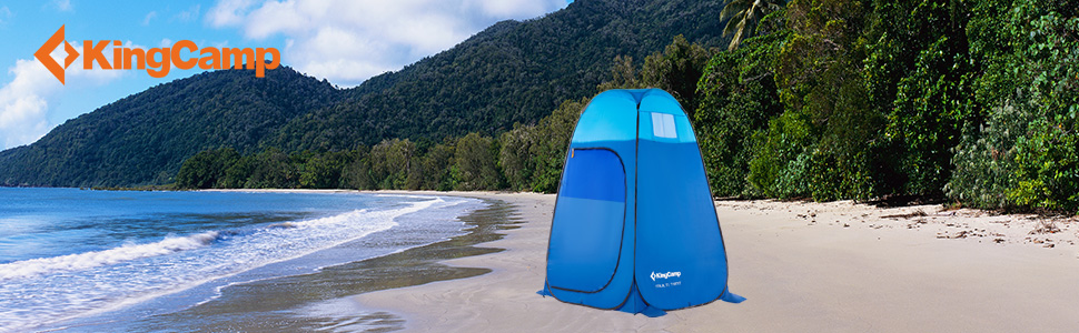 KingCamp Outdoor Camping Shower Tent