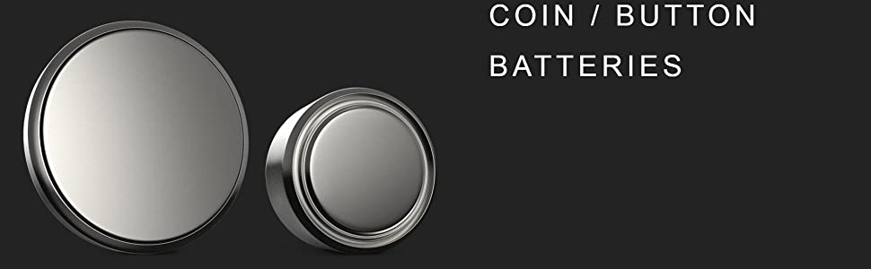 Duracell Lithium Coin and Button batteries