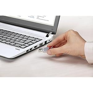 FRITZ!WLAN Stick AC 430 MU-MIMO Notebook