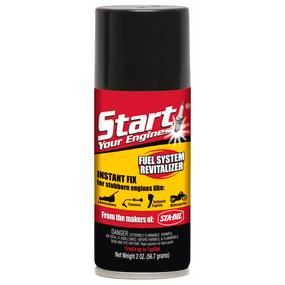 Best Fuel Additive >> Amazon Com Start Your Engines Fuel System Revitalizer And Starter