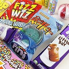 Fini Roller, Fizz Wiz, Cadburys Little Bar