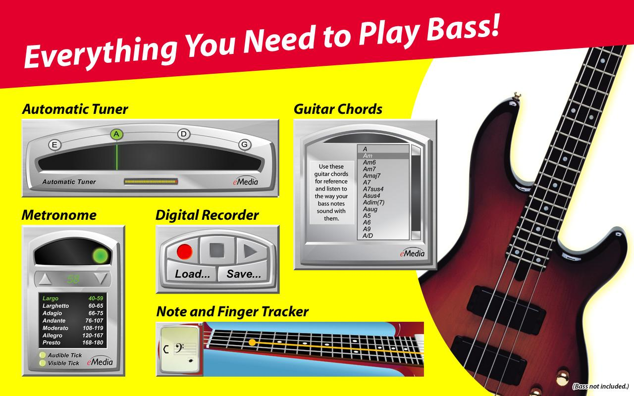 how to play bass guitar for dummies