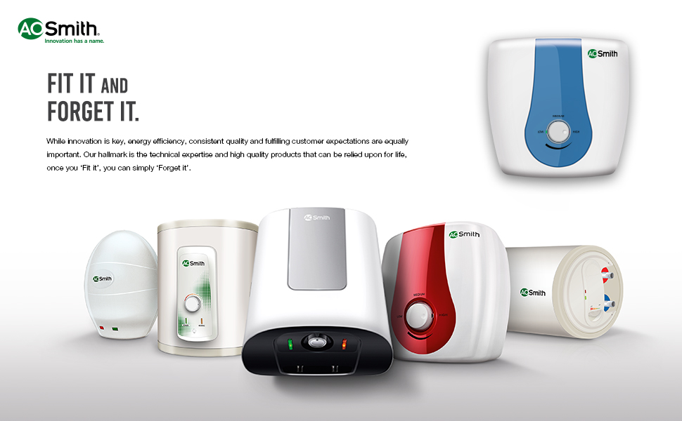 AO Smith Water heaters water geysers SDS