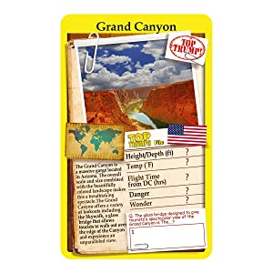 The Wonders of the World Top Trumps