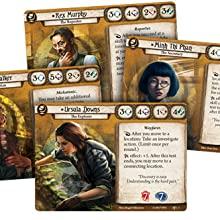 arkham horror cards