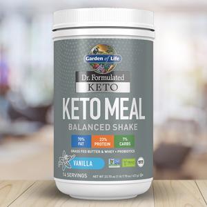 garden of life dr formulated keto meal