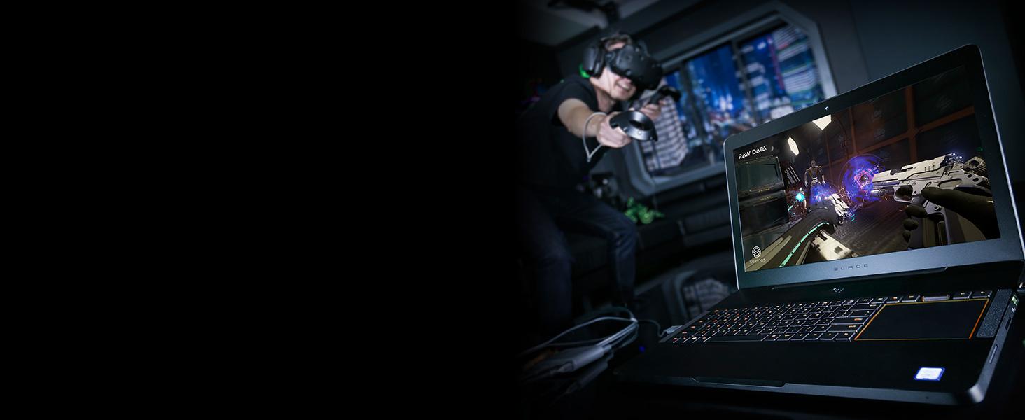 Razer, Blade Pro, 4k, UHD, GeForce GTX 1080, Gamers, G-Sync, i7, Gaming