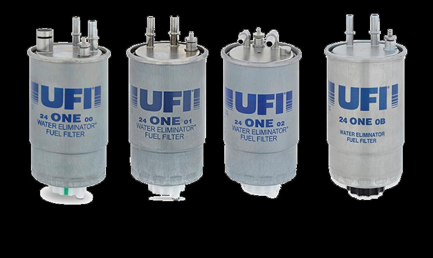Ufi Filters 24.ONE.02 Filtro Diesel